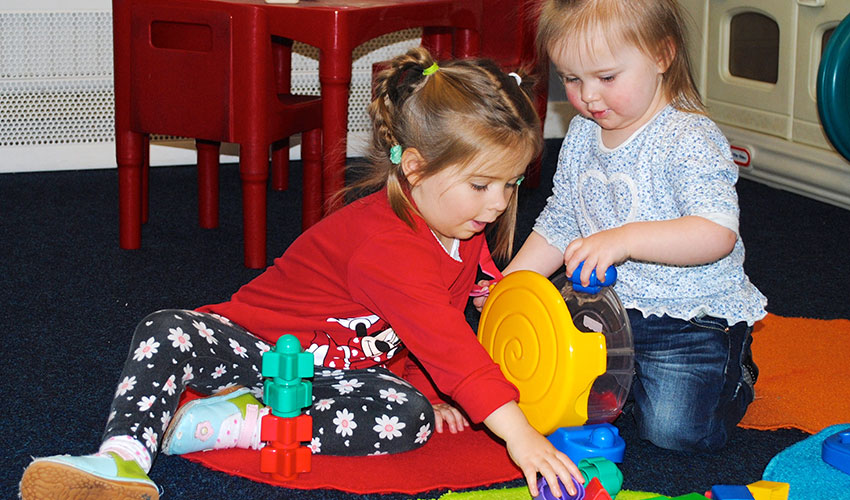 Rock Cottage Day Nursery Toddlers Conkers 2 - 3 years
